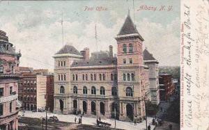 New York Albany Post Office 1906