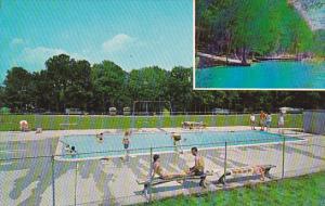 Shawnee Campground Pool Santee South Carolina