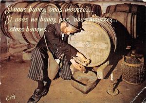 BR22743 Si vous bouez voas morrez Vines France