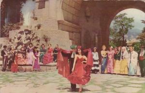 California Santa Barbara Festival Dancers