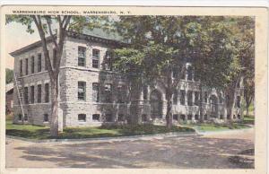 Warrensburg High School, Warrensburg, New York, 10-20s