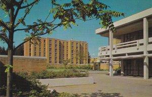 VANCOUVER, British Columbia, Canada, 1950-60s; Totem Park Residences, U. B. C.