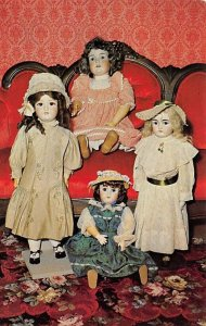 Four bisque beauties Mendota, Illinois, USA Toy, Doll Unused