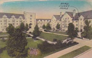 Men's Residence Center, West Hall, North Hall, Indiana University, Bloomingto...
