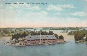New York Alexandria Bay Thousand Island Yacht Club