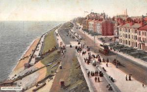 England Blackpool, North Parades, Tramway