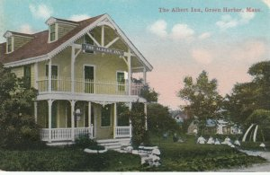 GREEN HARBOR , Massachusetts, 1900-10s; The Albert Inn