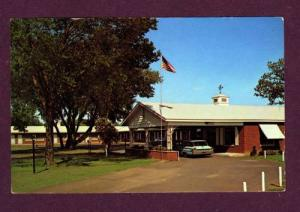 WI Maple Manor Motel EAU CLAIRE WISCONSIN PC Postcard