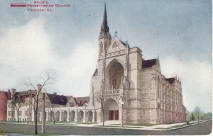 US    PC1592  FOURTH PRESBYTERIAN CHURCH, CHICAGO, IL