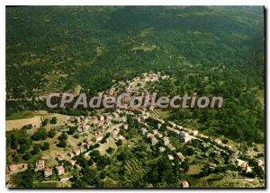 Postcard Modern Aullene Corsica Vue Generale