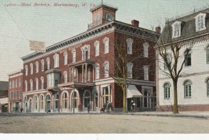 MARTINSBURG , West Virginia, 1900-10s ; Hotel Berkeley