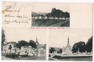 Three Views Cemetery, Milford NY