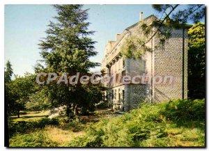 Postcard Modern Zonza Le Mouflon d'Or House Of The CAFC Familliale