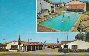 Deseret Motor Hotel And Apartments Pool Tucson Arizona