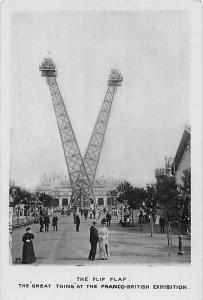 England, The Flip Flap, The Great Thing at the Franco-British Exhibition