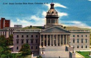 South Carolina Columbia State House