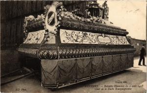 CPA  Auxerre- Retraite,Illuminére du 2 aout 1908 -Char de la Ruche ... (357367)