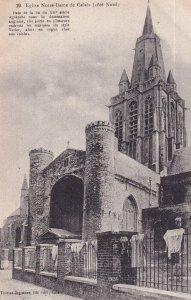 BOULOGNE-SUR-MER, Pas de Calais, France, 00-10s; Eglise Notre-Dame De Calais