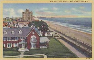 New Jersey Ventnor View From Ventnor Pier