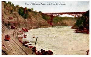 New York  Whirlpool Rapids , Great Gorge Route , Trolley