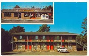 2-Views, Gray Gull Motel and Robinson's Variety, On the Causeway, Halden Be...