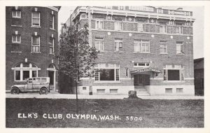 Washington Olympia Elk's Club sk520
