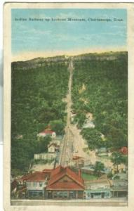 Incline Railway up Lookout Mountain, Chattanooga, Tenn, 1...