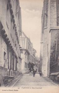 VANNES , France , 00-10s : Rue Guenbart