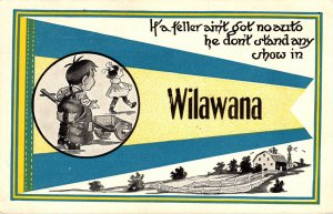 Pennsylvania Wilawana Dutch Kids Pennant Series