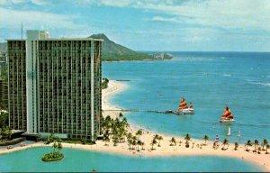 Hawaii Honolulu The Hilton Hawaiian Village