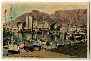 The Fishing Harbour, Table Bay