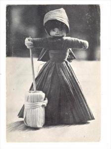 Georgia Mountain Arts Inc, Helen, Georgia, 40-60s  Craft doll