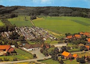 Apelern Restaurant Dorfkrug Hotel Salzbach Camping Aerial view