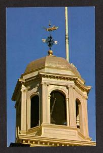 MA Grasshopper Insect Faneuil Weather Vane Boston Mass Massachusetts Postcard