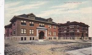 Indiana Marion High School 1911