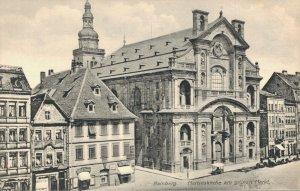 Germany Bamberg Martinskirche am grünen Markt 03.87