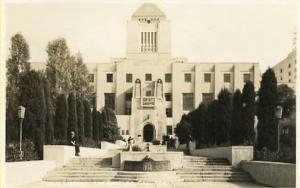 CA - Los Angeles. Public Library    *RPPC