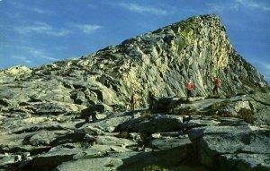 malaysia, North Borneo, SABAH, Mount Kinabalu, Summit Low's Peak (1973) KK-6844
