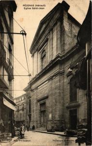 CPA Pezenas (Herault) - Eglise Saint-Jean (255480)