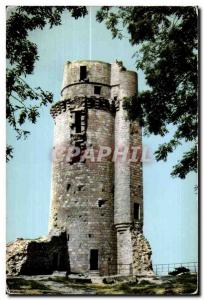 Montlhery - Castle - Old Dungeon - Old Postcard