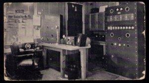 1936 US Sc 720 W2BSD B&W Pictorial Test Radio Station New Rochelle New York...