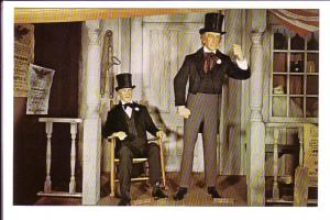 William Harrison, Scene from Tippecanoe and Tyler Too, Hall of Presidents Wax...