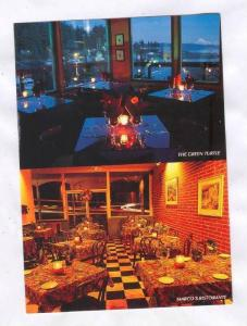 2Views, The Green Turtle, Marco´s Ristorante, Gig Harbor, Washington 1990s
