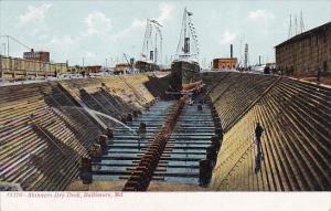 Skinners Dry Dock Baltimore Maryland