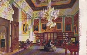 Governors Reception Room State Capitol Building 1909