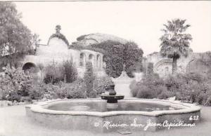 RP, Water Fountain, Mission San Juan Capistrano, California, 1920-1940s