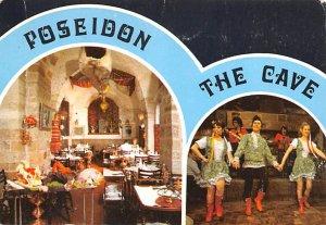 The Cave, Isareli Night Club Old Jaffa Israel Unused