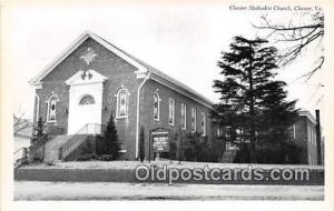 Churches Vintage Postcard Chester, VA, USA Vintage Postcard Chester Methodist...