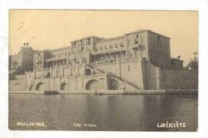 RP  KRALJEVICA, Croatia, 1920s  Foto-kehler, Ljeciliste