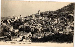 CPA LA TURBIE - Vue générale (191480)